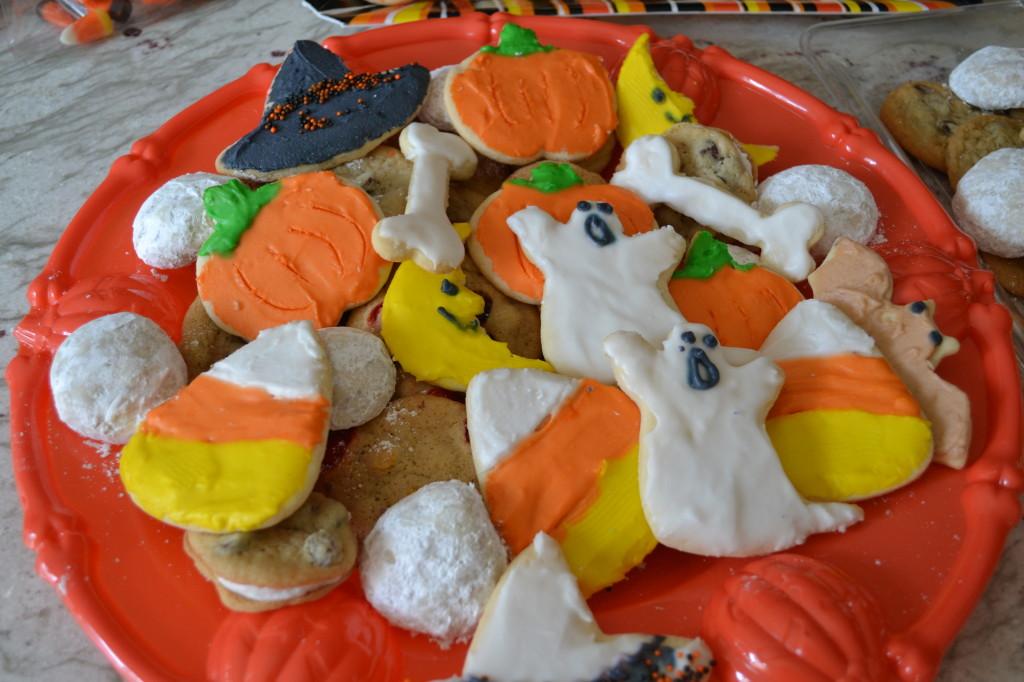 tatse of home magazine, decorated sugar cookies