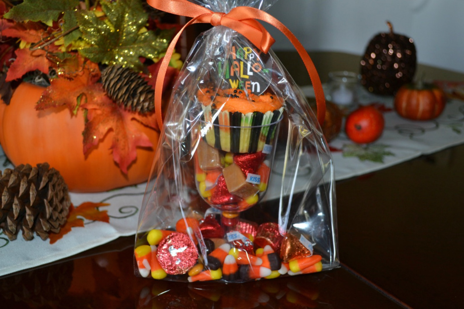 halloween, treat bags, party favors, trick or treat