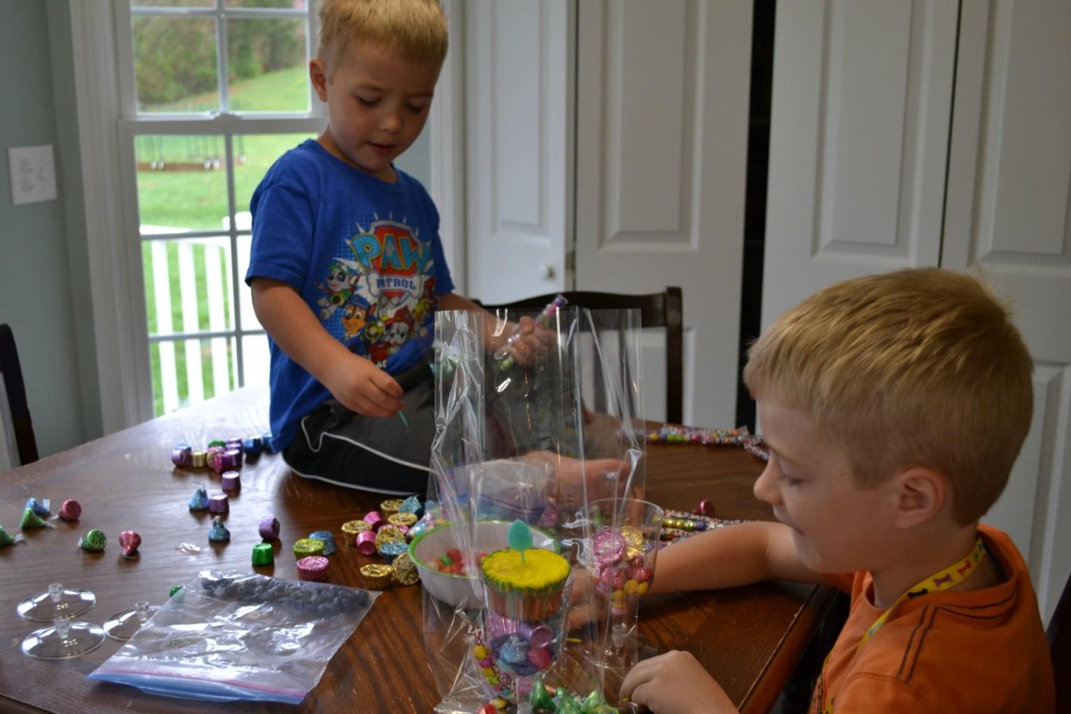 Easter treats for your children or grandchildren.