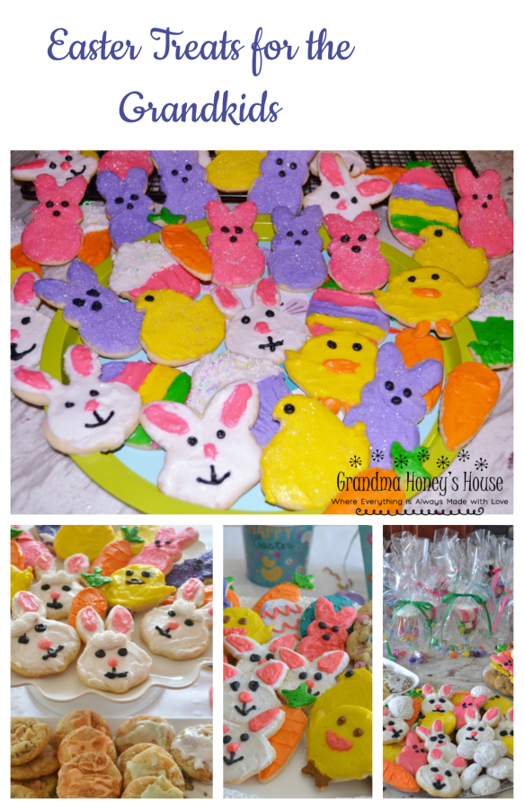 Easter treats for your children or grandchildren.
