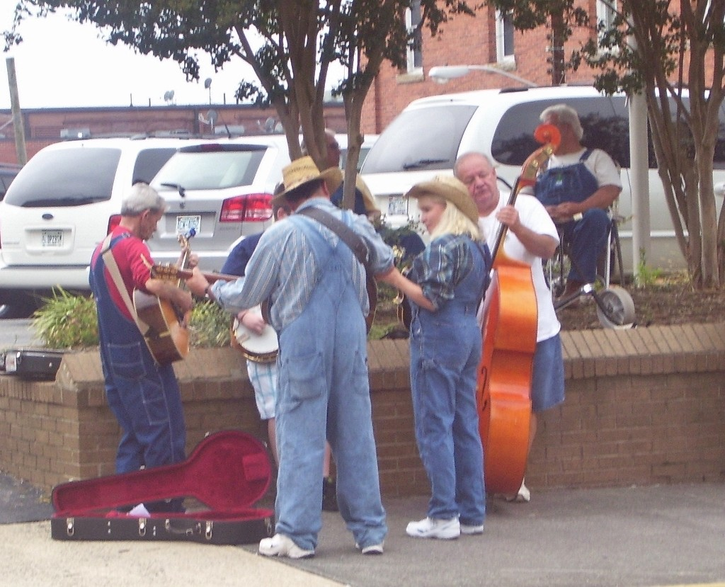 mayberry days band