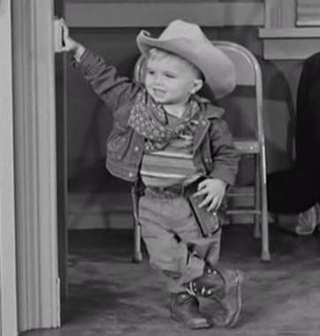 mayberry days clint howard