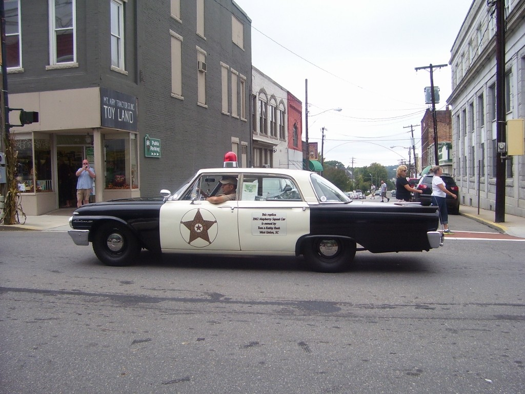 mayberry days parade 3
