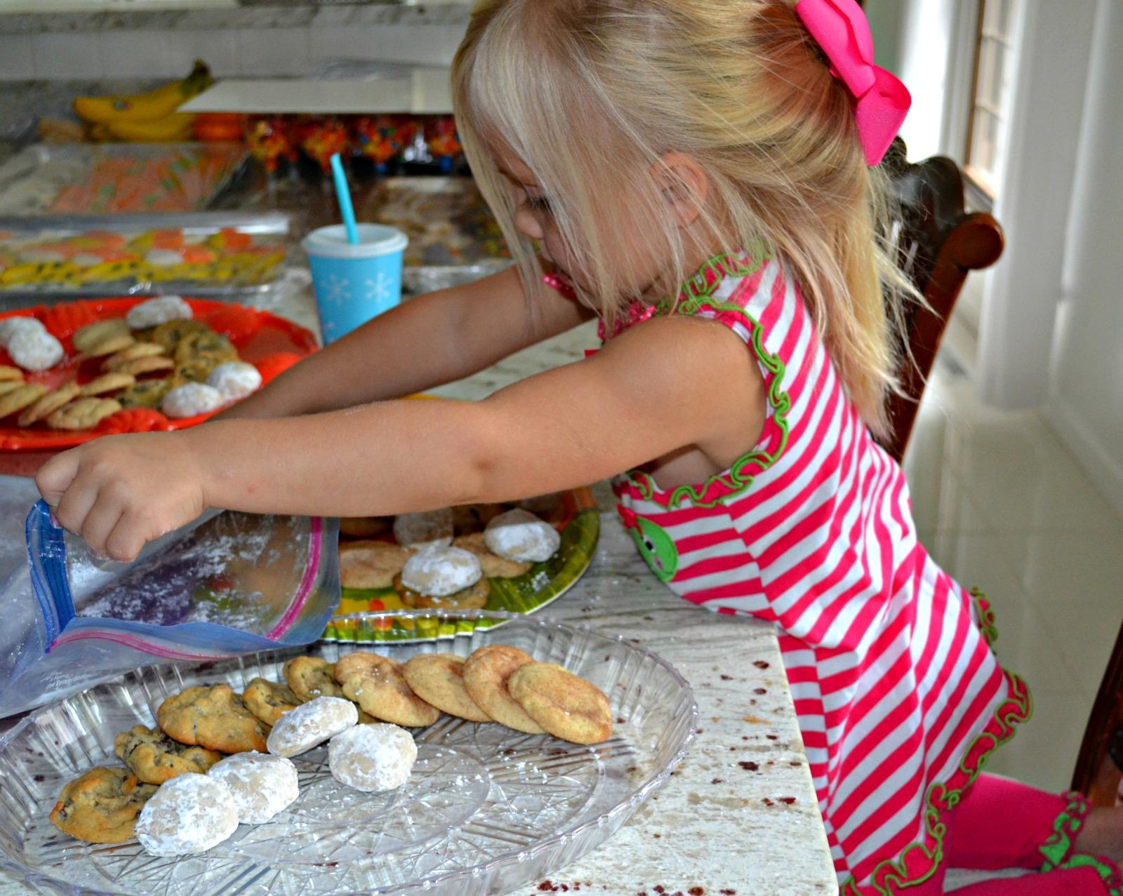 halloween, halloween cookies, grandkids