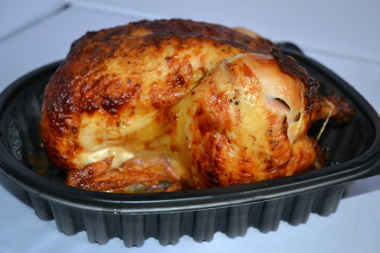 rotisser chicken, downsized cooking, chicken,