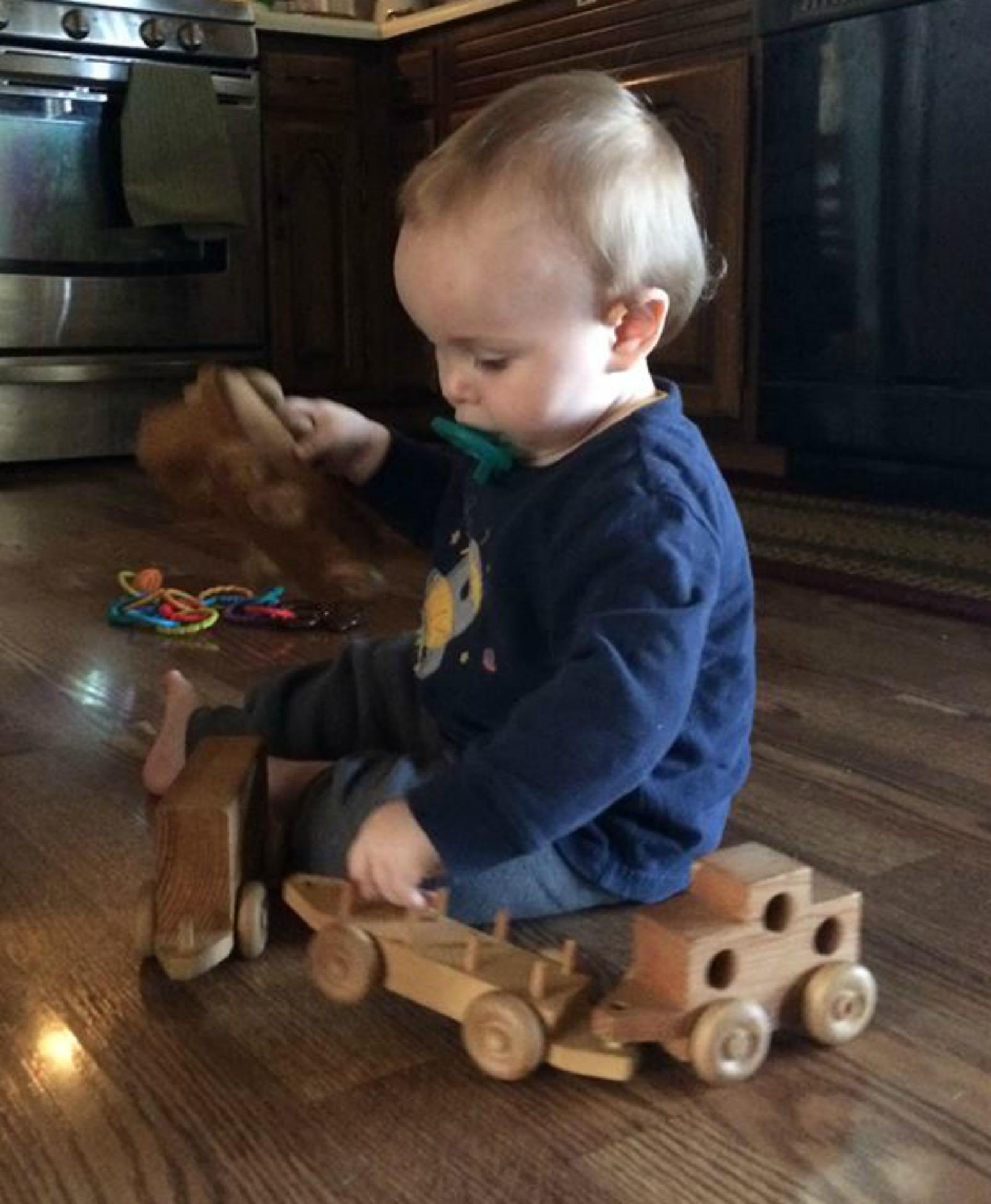 grandchildren, thanksgiving traditions
