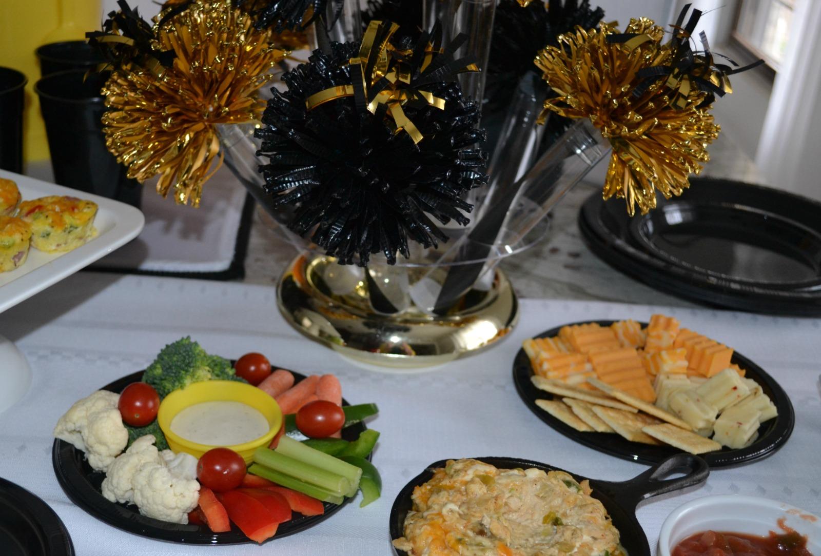 game day snacks, finger foods, football foods