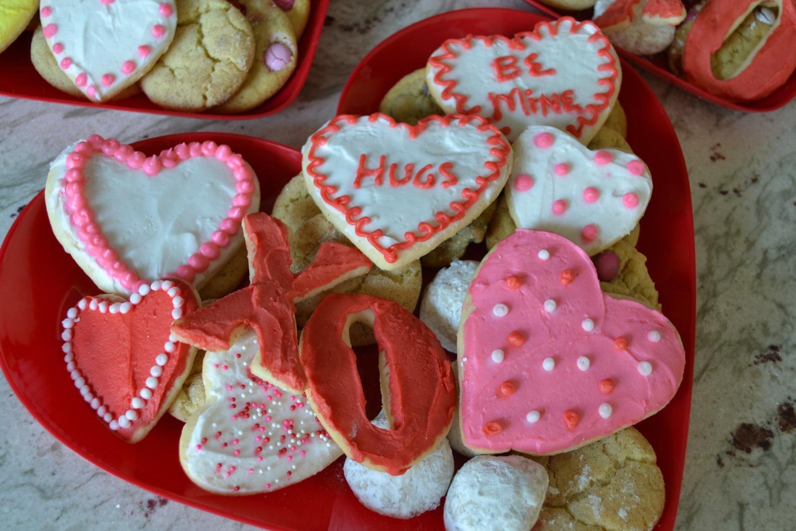 valentin'e cookies