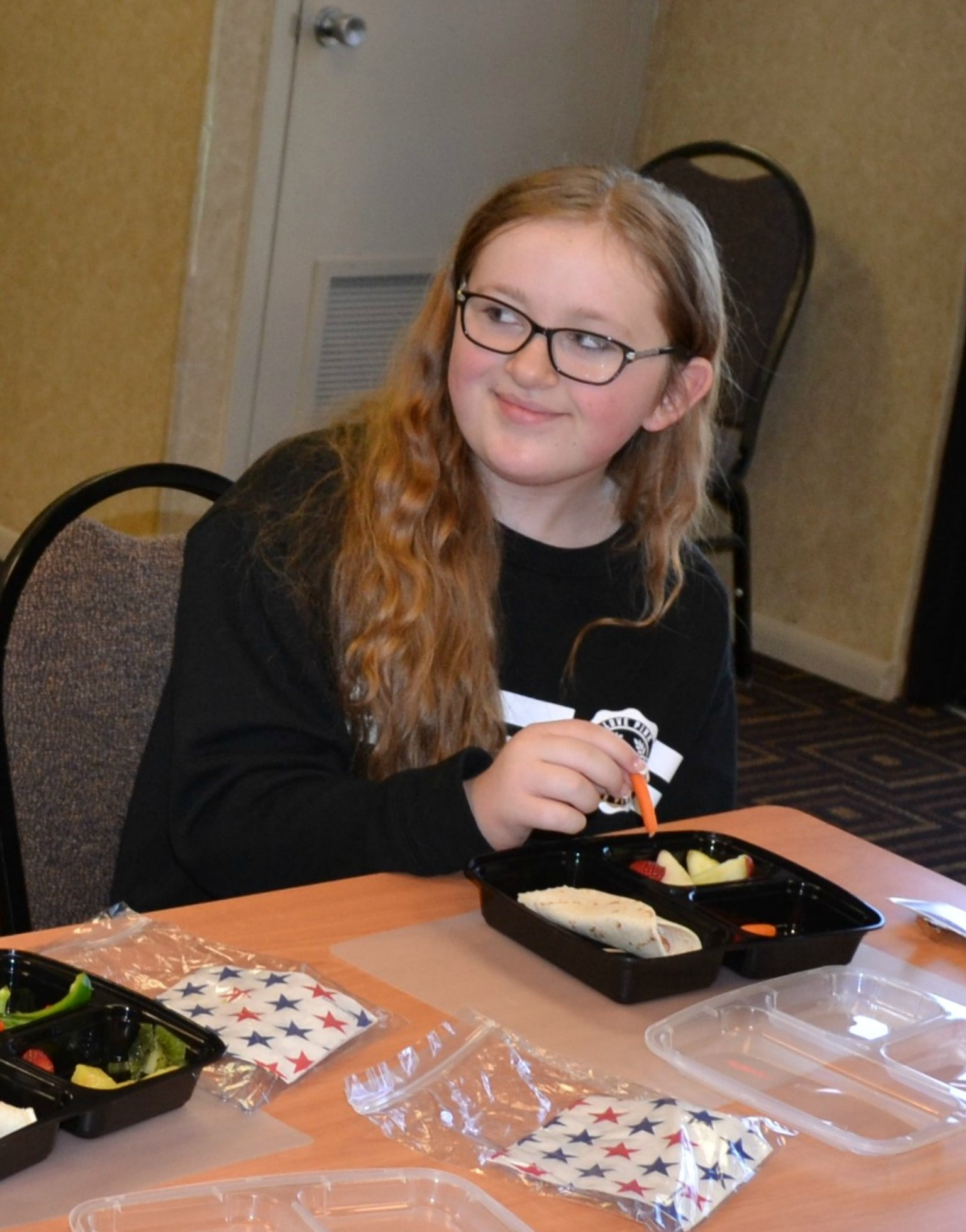 Tips on a Healthy Snack Workshop for kids that I presented at the WV State PTA Convention.