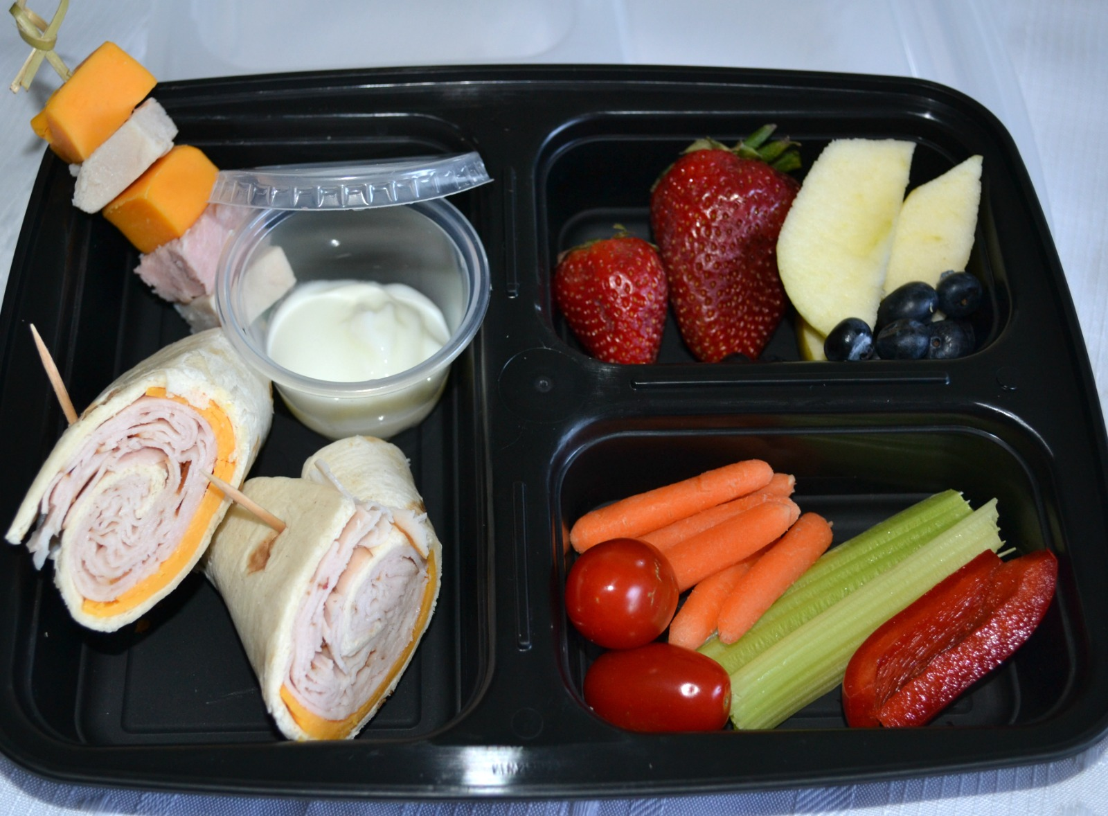 healthy snack, lunchbox