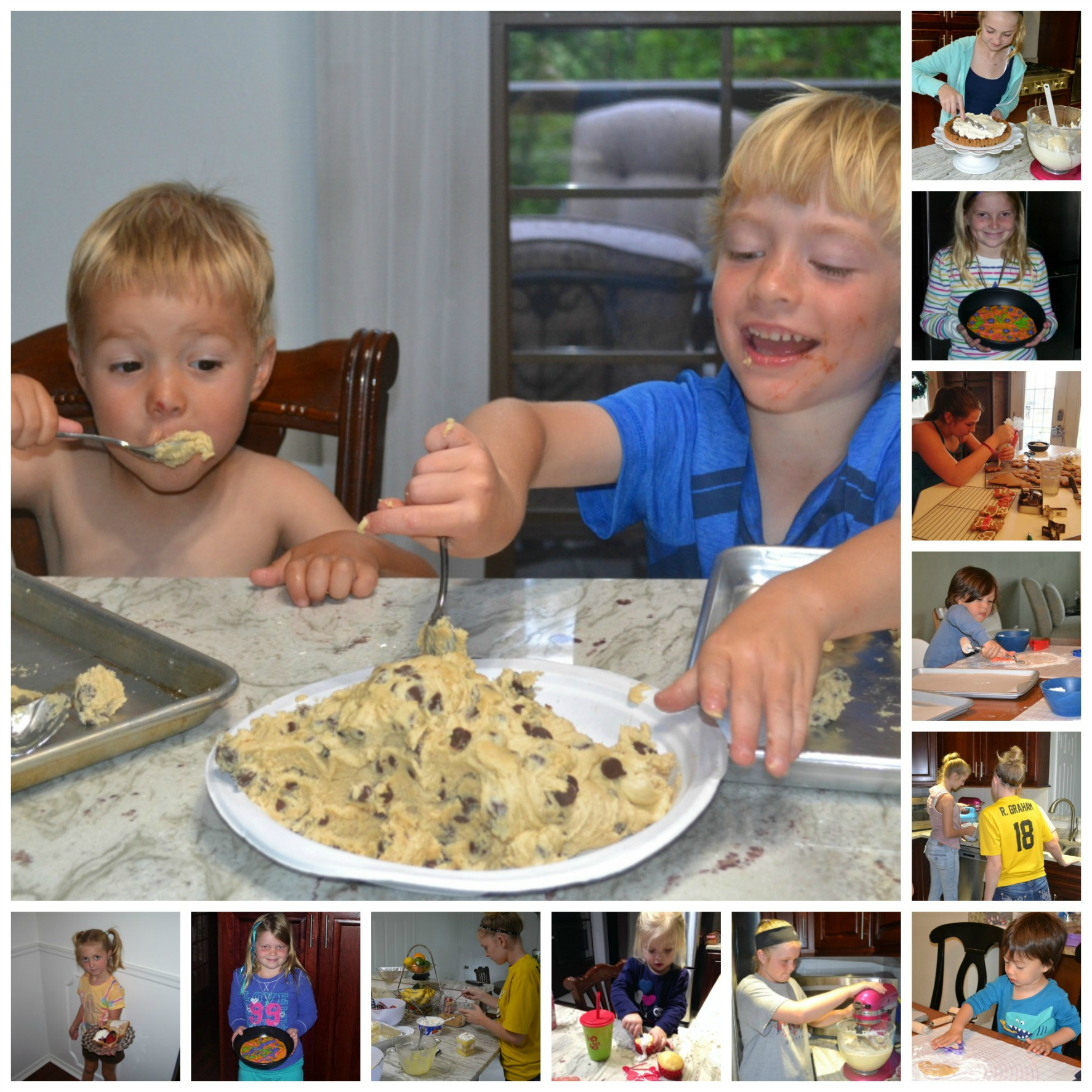 cooking classes, kids cooking