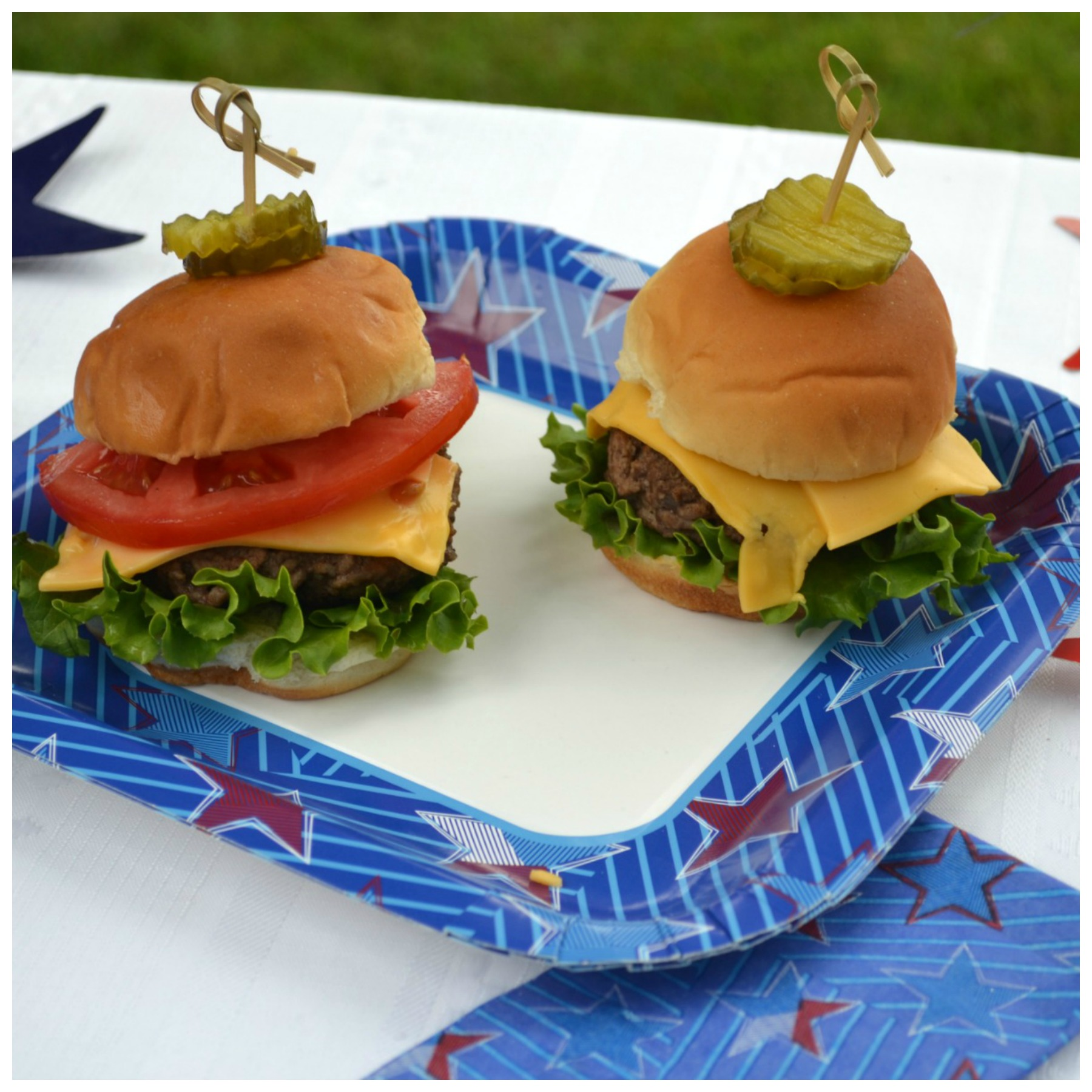 cook-out foods, kids cooking