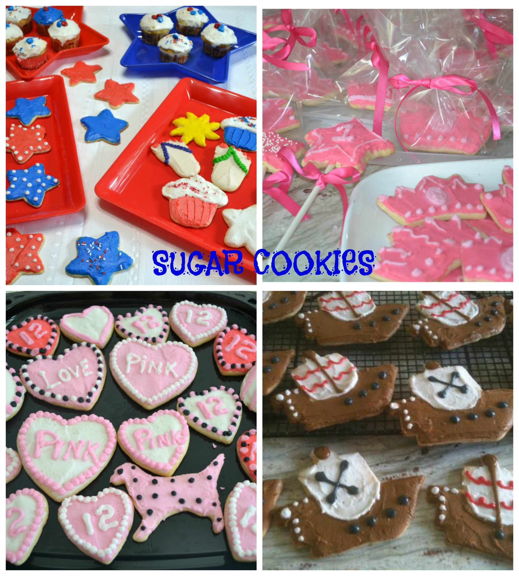 sugar cookies, national sugar cookie day