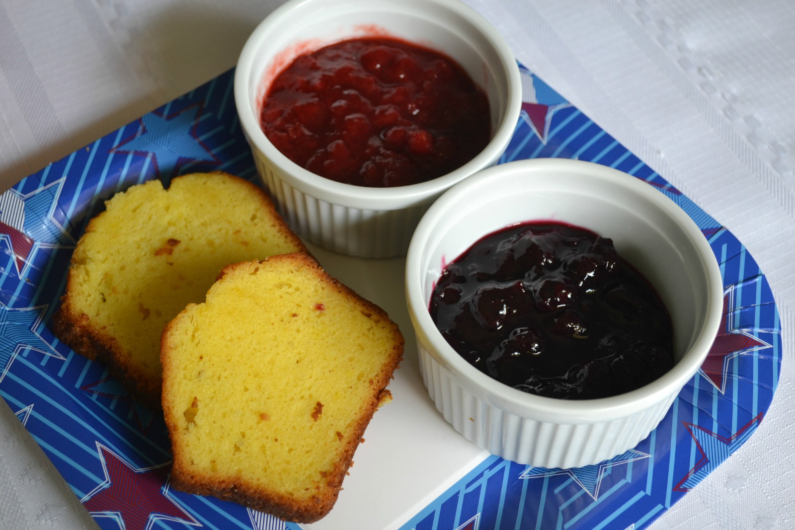 labor day cook out, desserts, cooking for 2