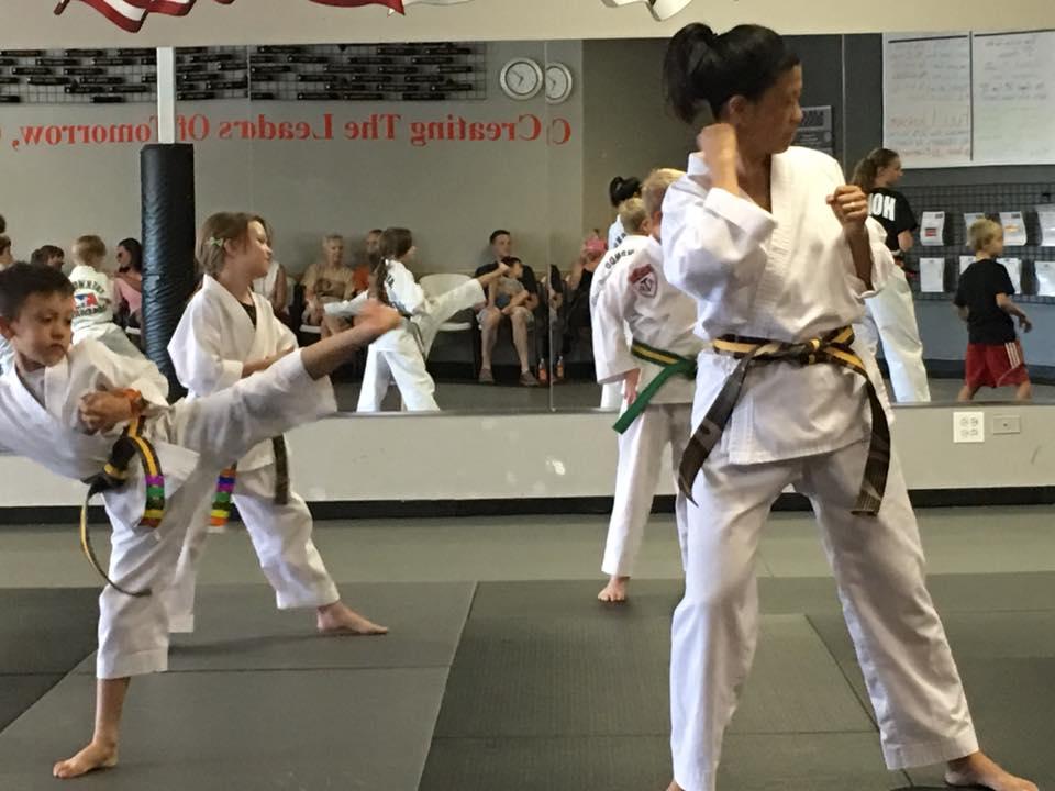 Denver, karate, Max