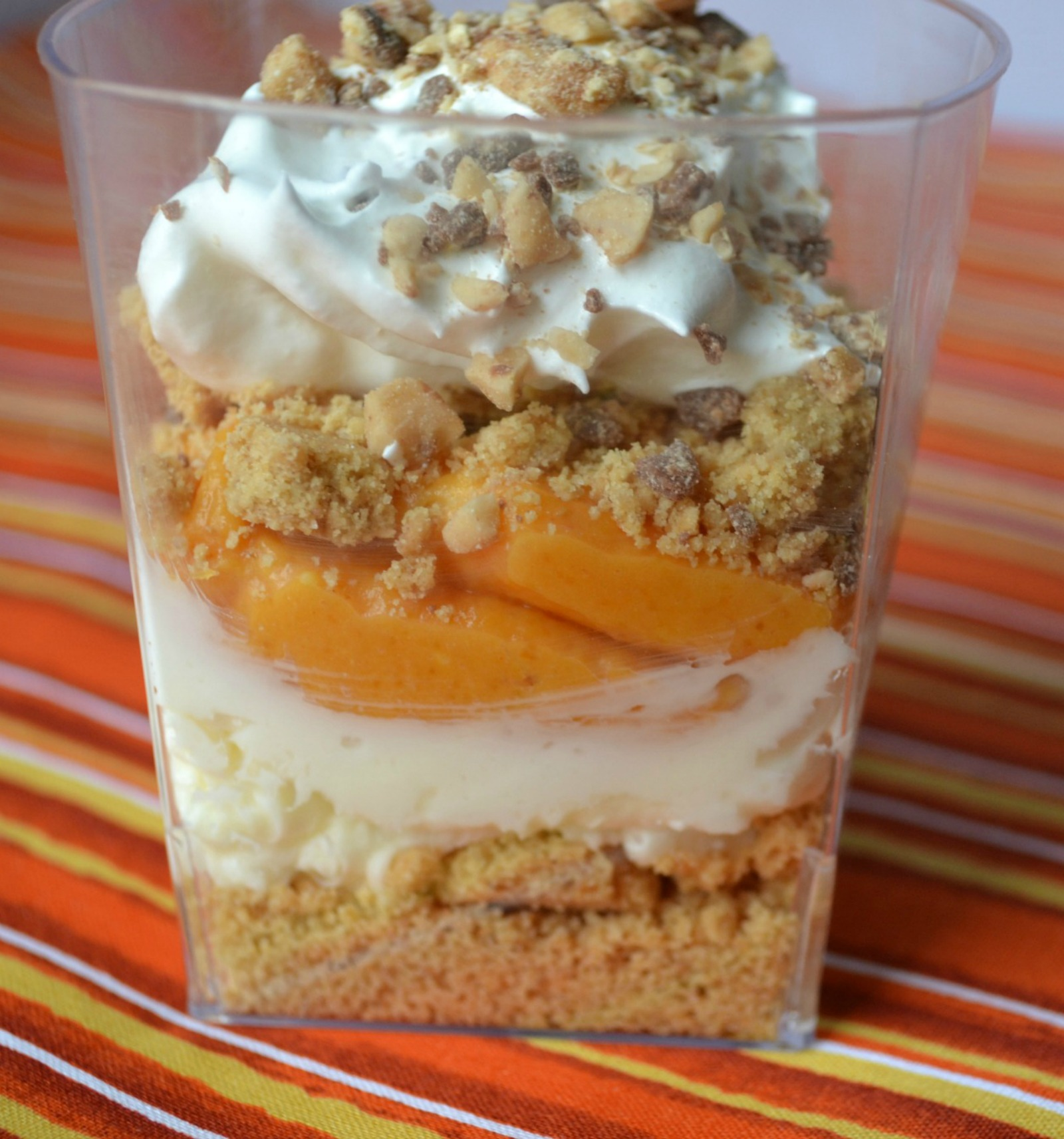 pumpkin pie parfait, fall baking