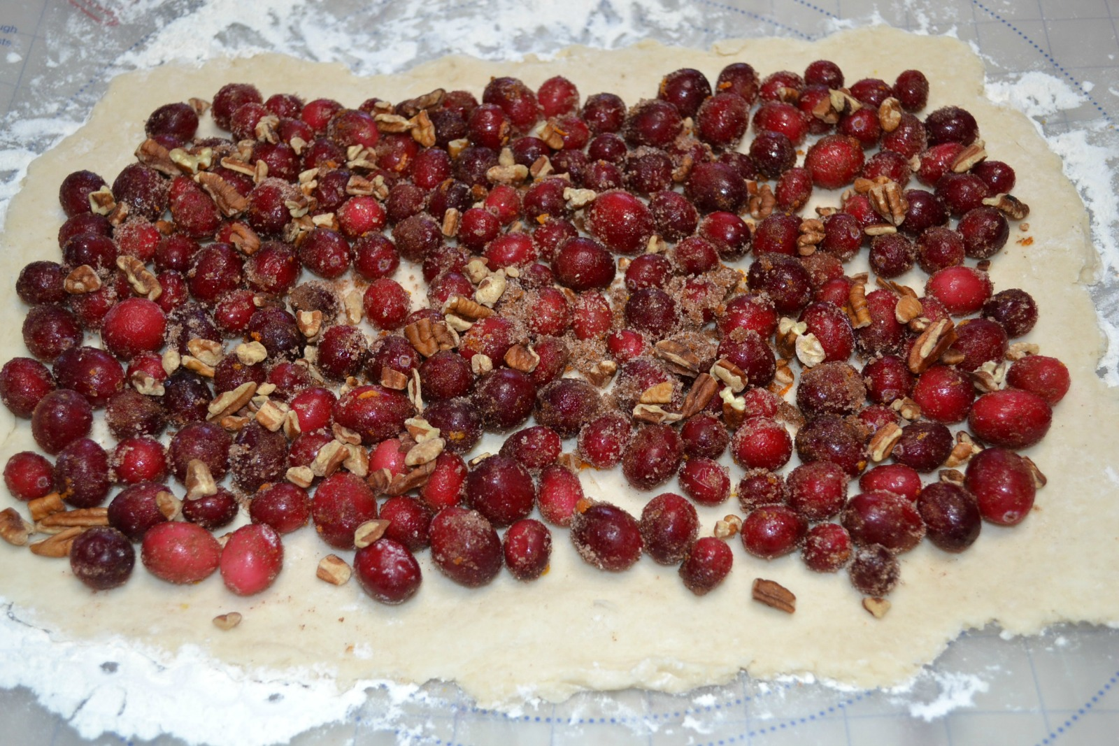 dessert, holiday baking, frozen cranberries, cape cod select
