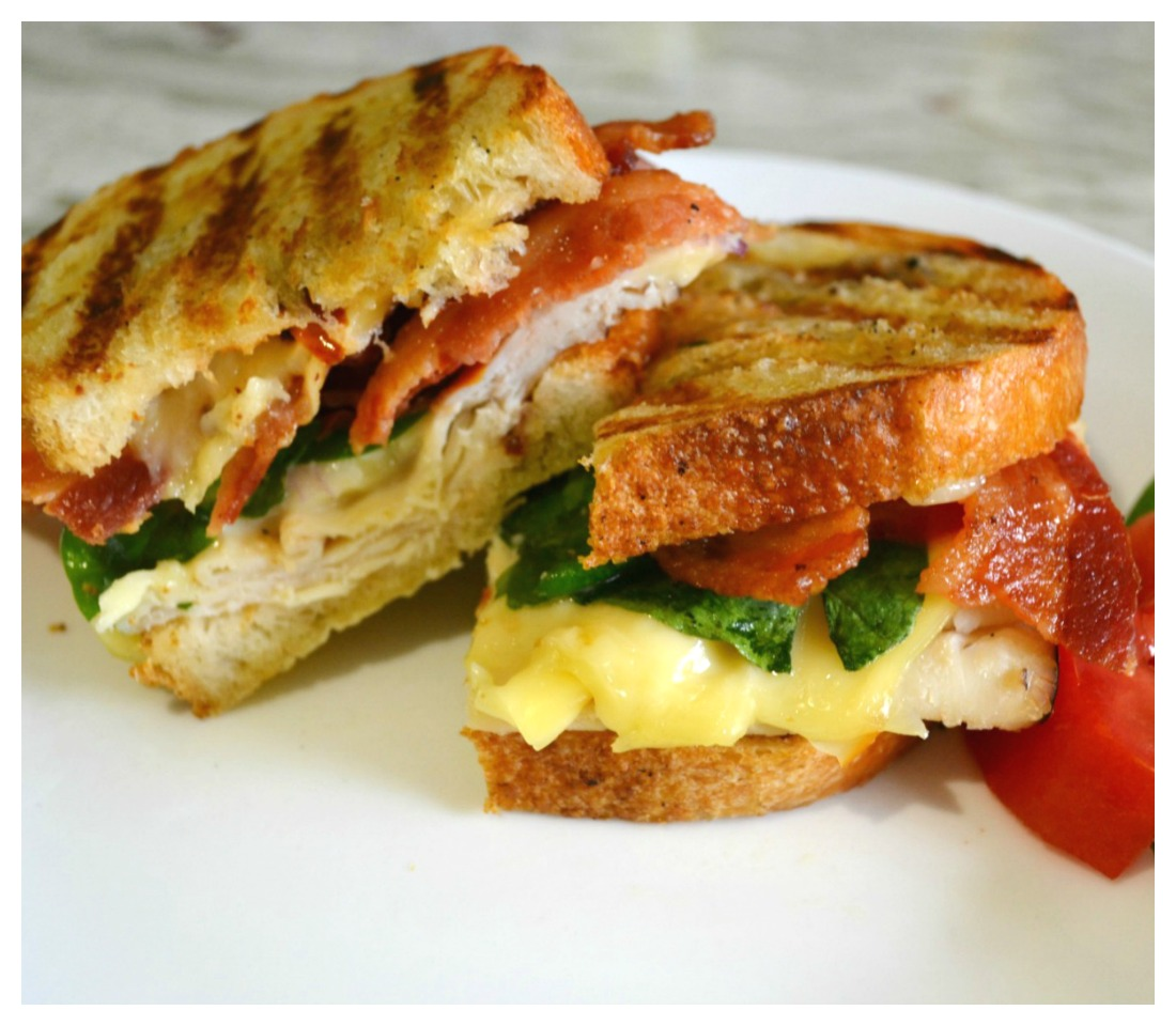 An array of sandwiches for hot summer days. Flavorful, colorful and delicious.