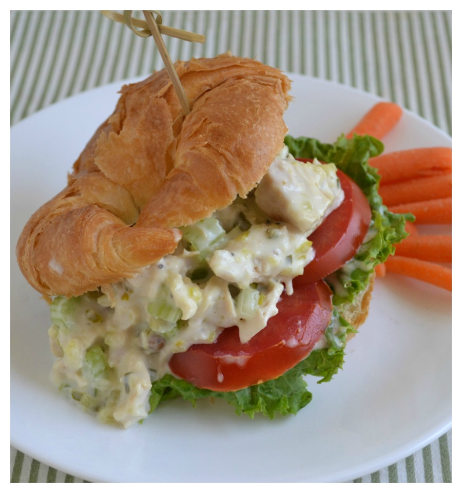 An array of sandwiches for hot summer days. Flavorful, colorful and delicious