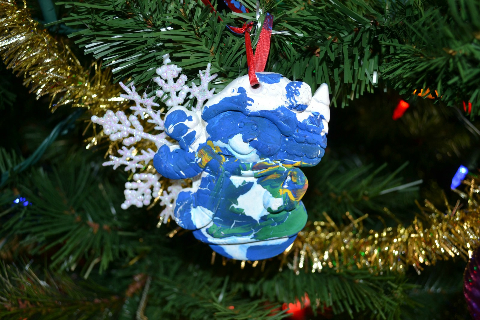 Christmas decorations and special memories grandma honey