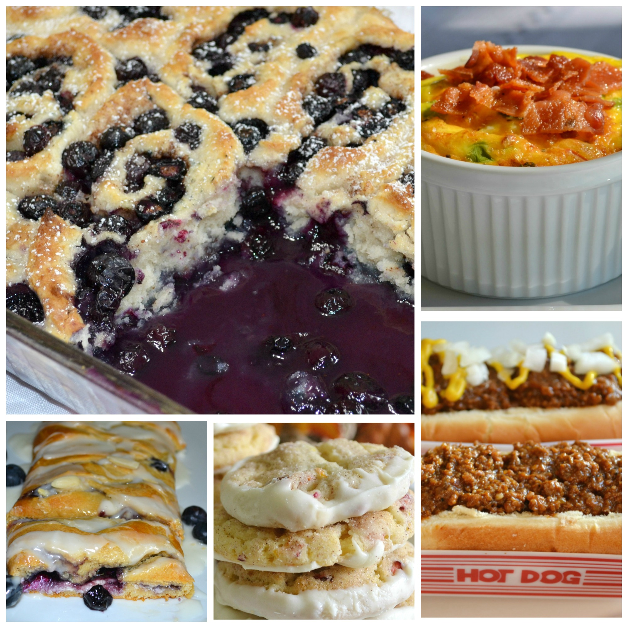 Sharing the top 5 recipe posts from 2016.