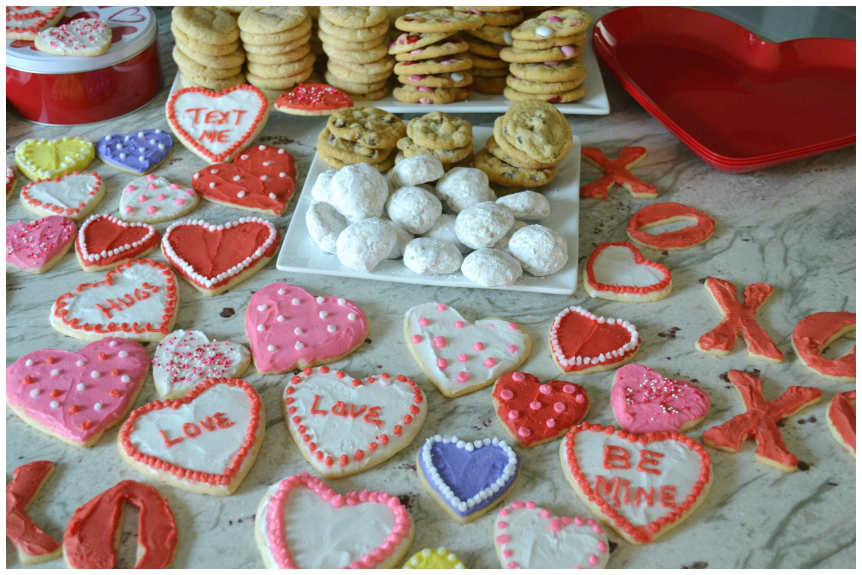Valentine's Day tips and sweet treat ideas to make your children's day special.