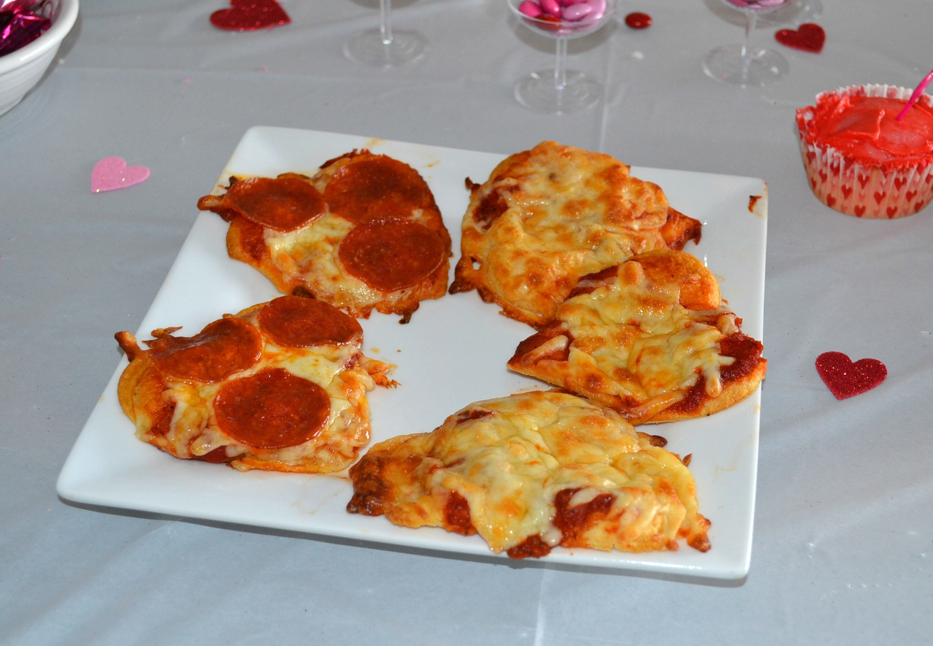 Valentine's Day party ideas.