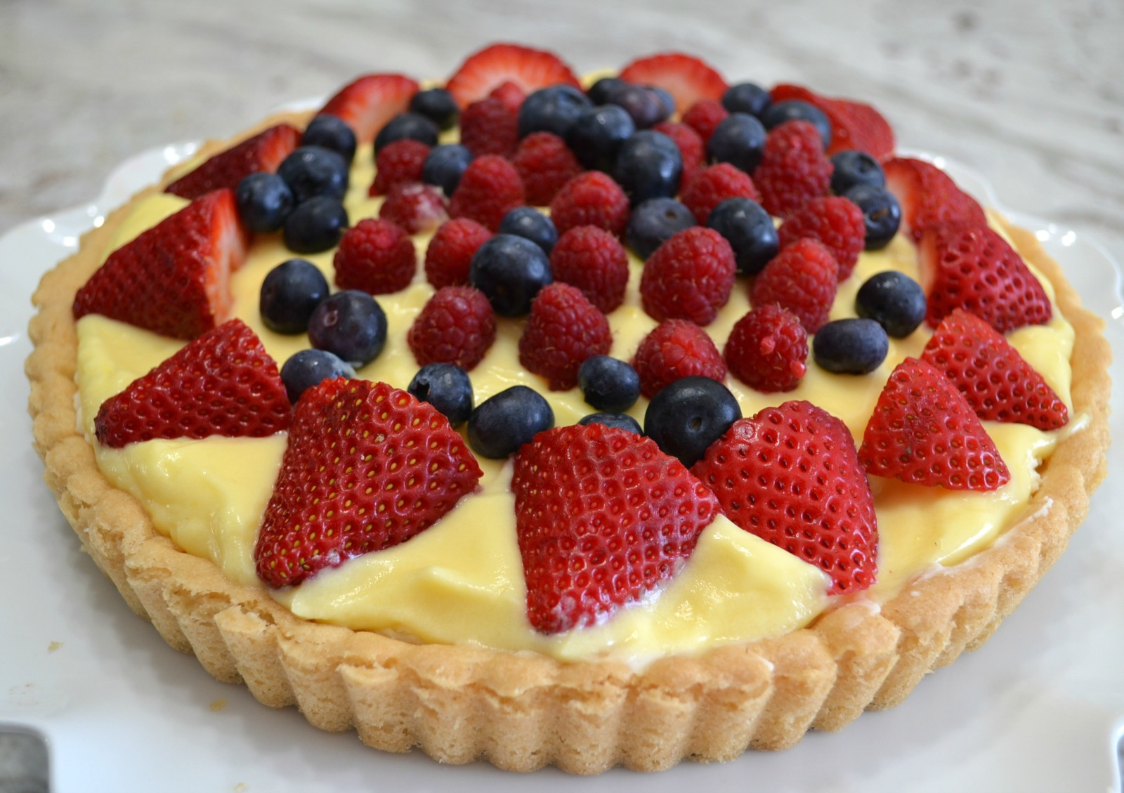 Dessert tars and tarlets, easy but elegant summertime desserts.
