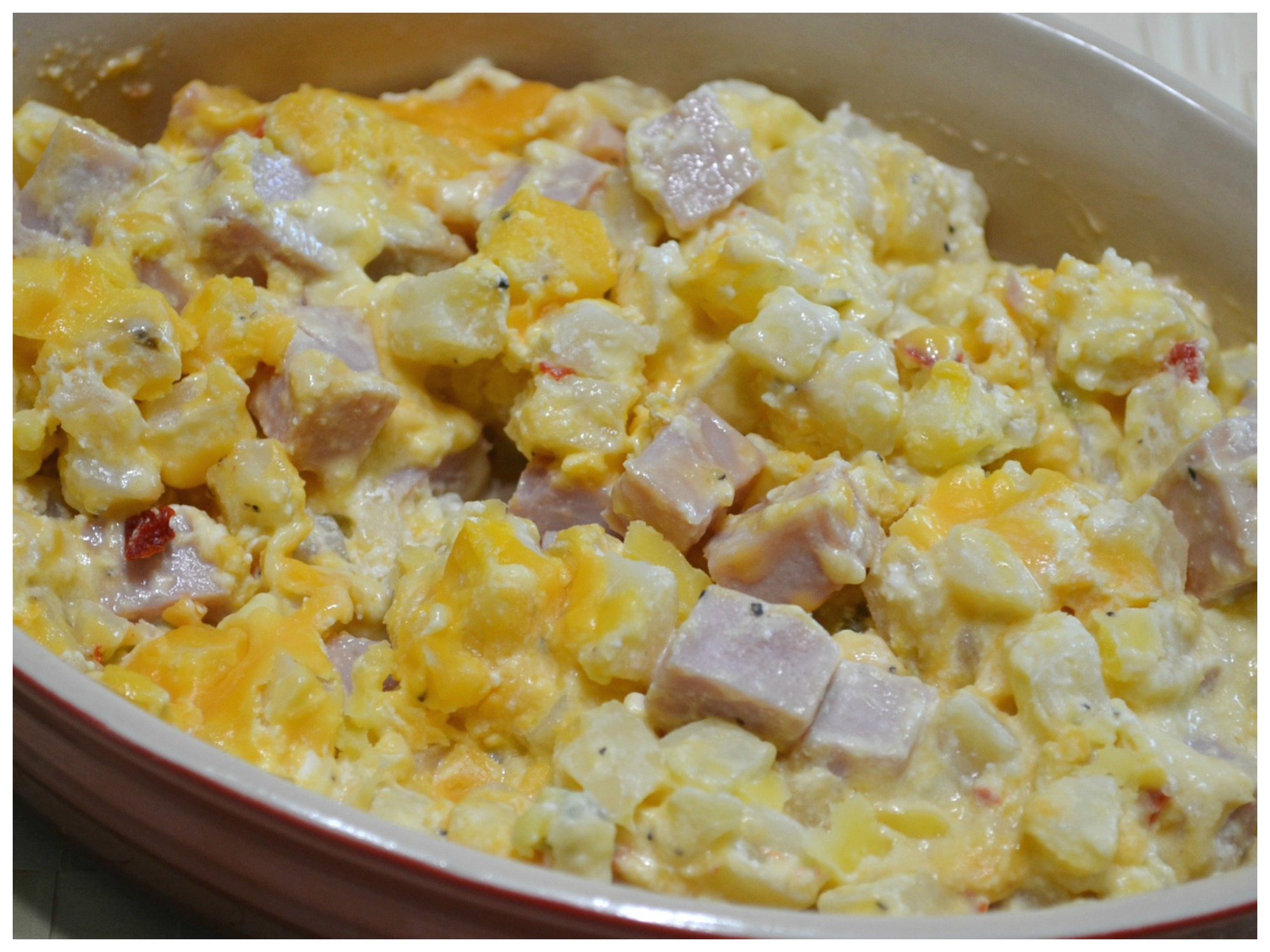 Hash brown casserole recipes with some added ingredients to make delicious variations.