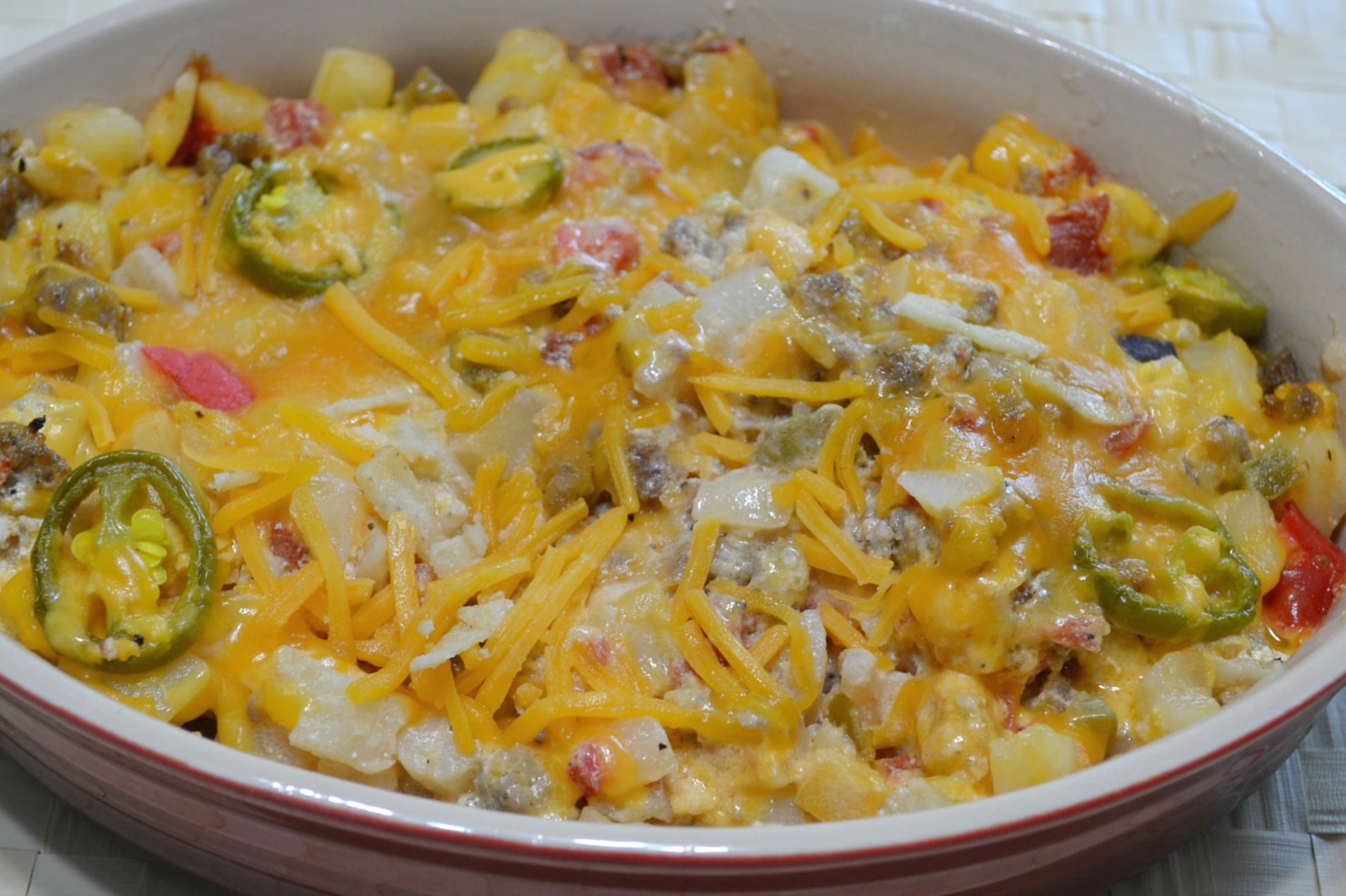Hash brown casserole recipes with some added ingredients to make delicious variations