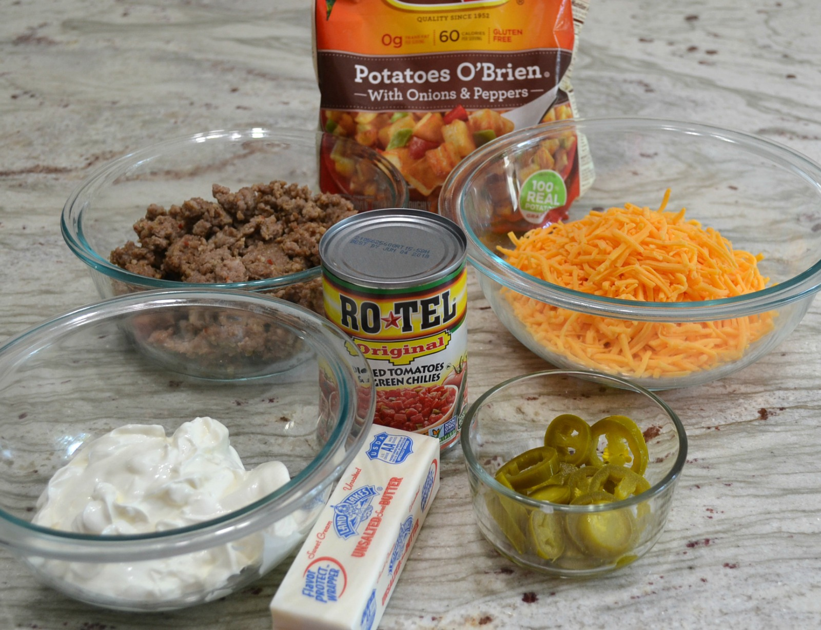Hash brown casserole recipes with a delicious twist.