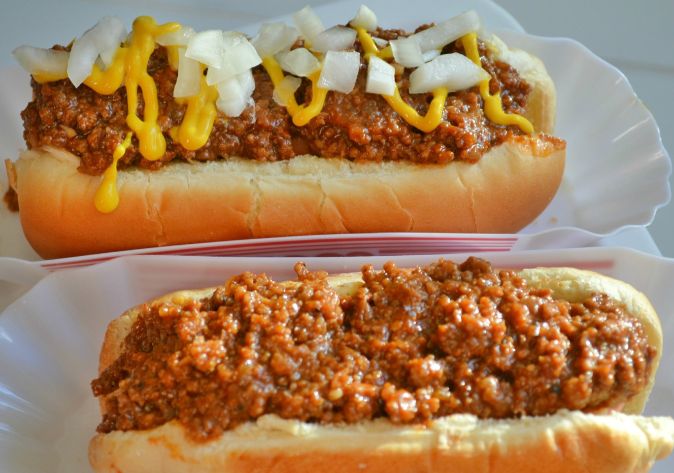 Homemeade Hot Dog Chile Recipe