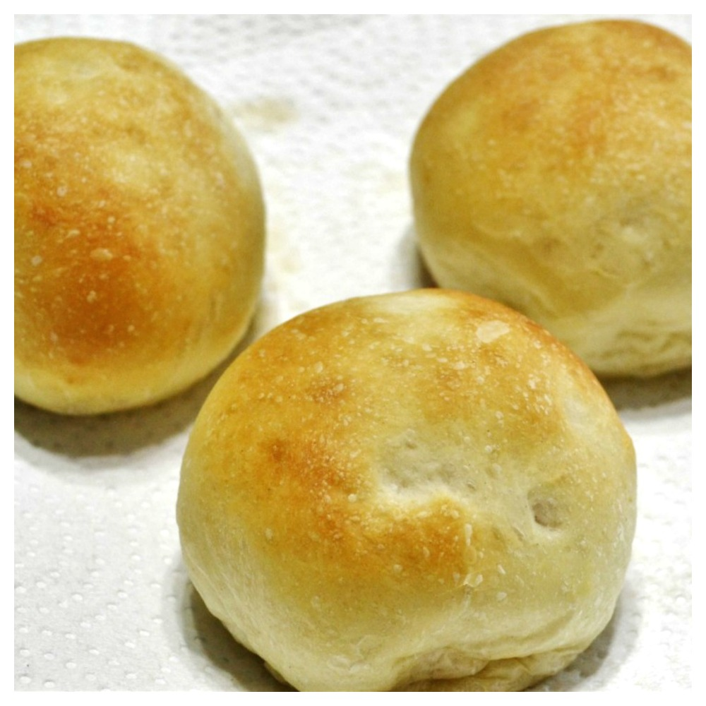 Pepperoni rolls are a WV food tradition to serve at any parties or sporting events. Pepperoni slices baked in a warm bread.