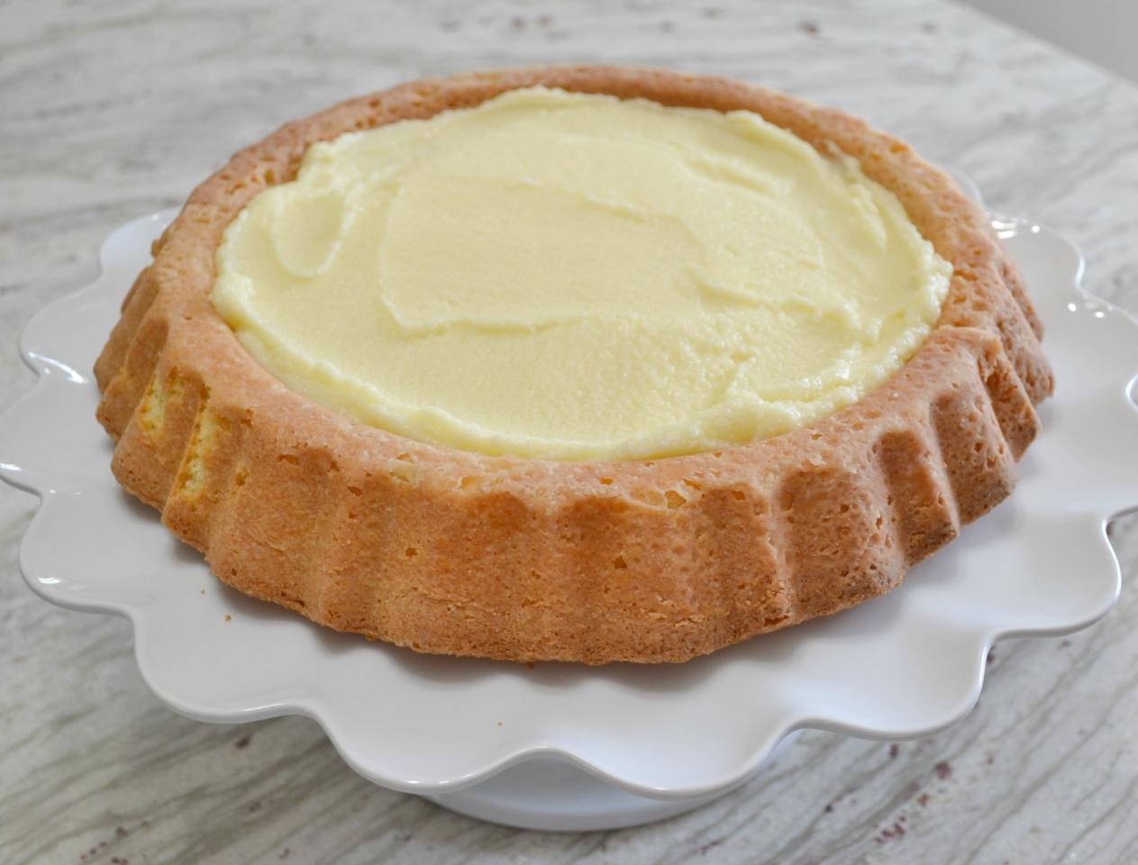 Almond Cake Pan Recipe