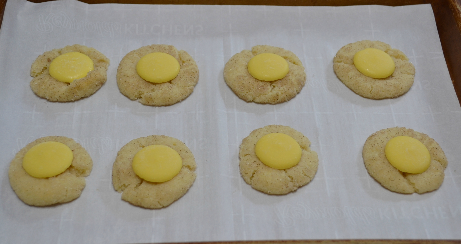 Lemon Burst Snickerdoodle Cookies are a delicious, lemon flavored variation of a snickerdoodle cookie.