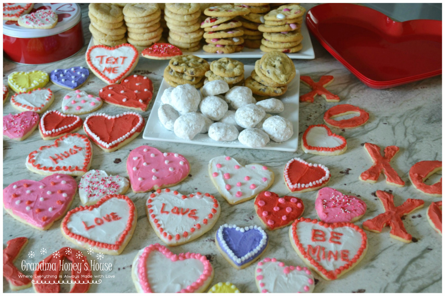 Valentine's Day Sweet Treats