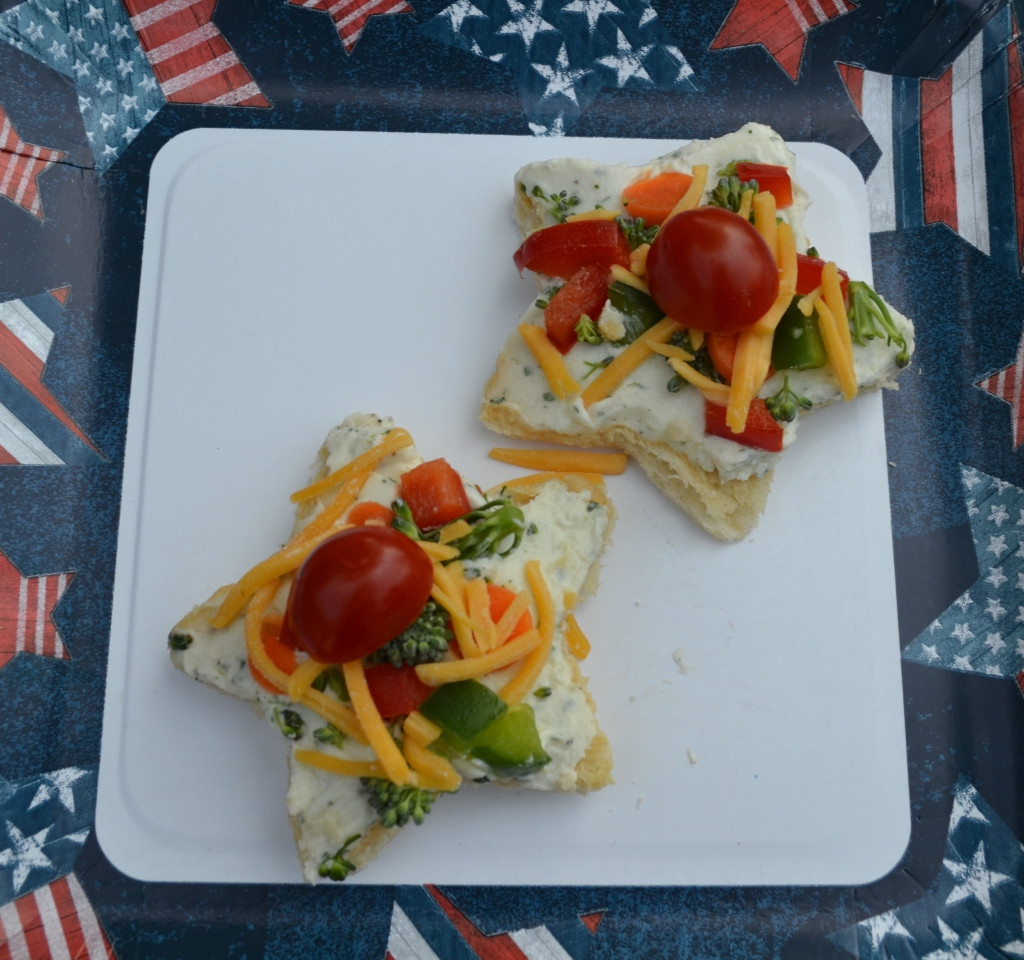 4th of July food boards are loaded with color and varieties of appetizer foods. Perfect for any summer party